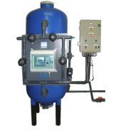 Machine pour la démanganisation de l'eau d'élevage